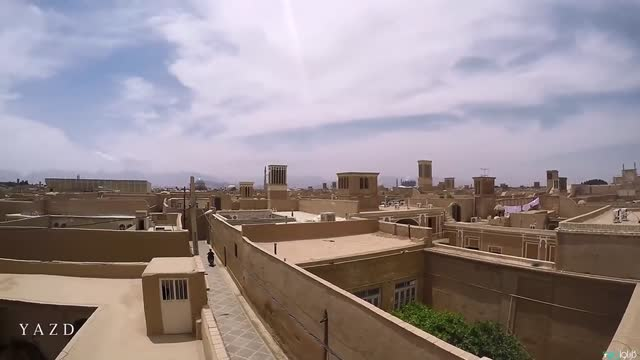 ایرانگردی در سفر از شیراز به یزد و اصفهان
