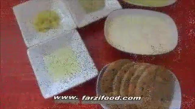 چیز کیکِ ماست با توت فرنگی (توسط فرزیفود)