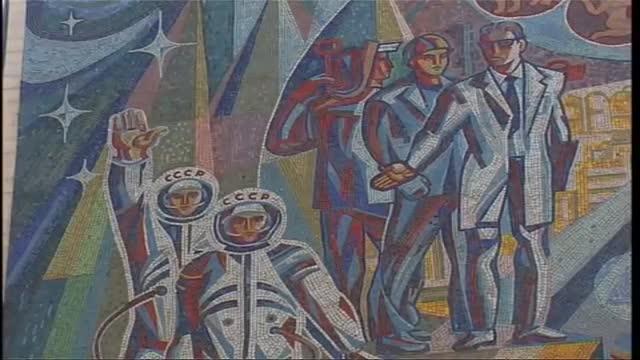 دیوارنگاره های تاجیکستان جلوه ای از هنر ایرانی