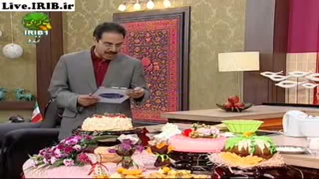 27 09 2012 امیر شیخ رضایی کیک کدوحلوایی1