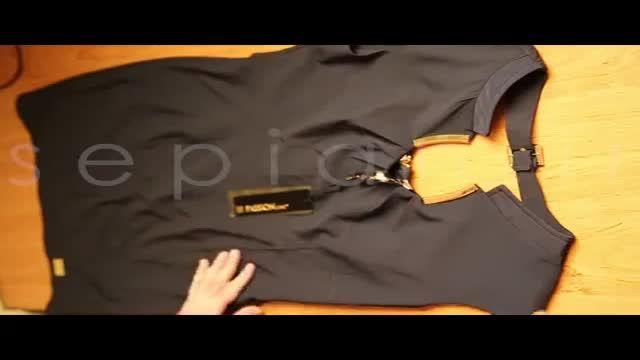 خرید اینترنتی لباس مجلسی سرمه ای