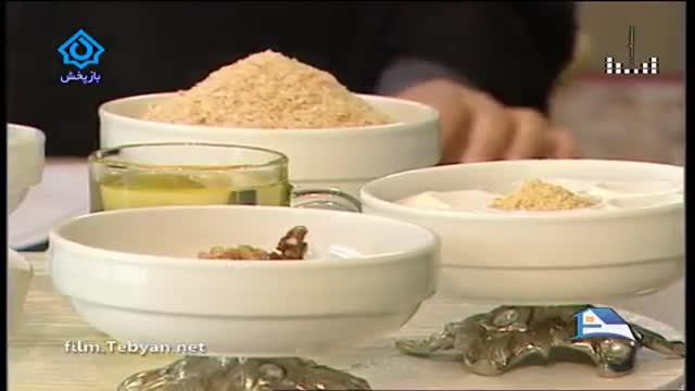 طرز تهیه کراکت مرغ توسط خانم موسوی (آموزش به زبان آذری)