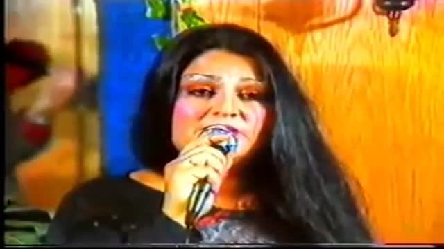 خواننده : بانو شهناز تهرانی - ای جونم ای دلبر (محلی شیرازی)