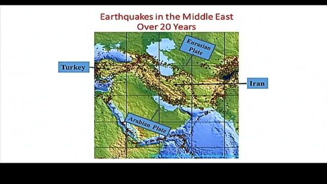 حتمی بودن زلزله تهران
