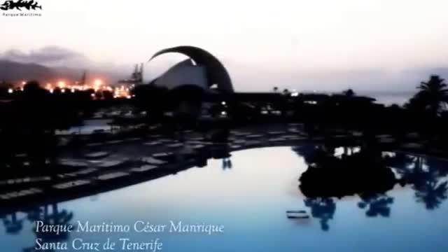 پارک مریتیمو در جزیره زیبای تنریفه