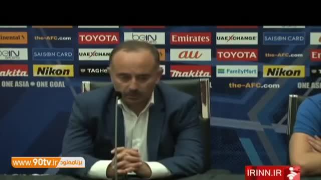 وضعیت تیم ملی ازبکستان برای دیدار حساس با ایران