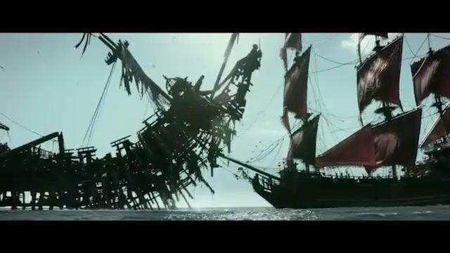 اولین تریلر دزدان دریایی کاراییب  Pirates of the Caribbean Dead Men Tell No Tales
