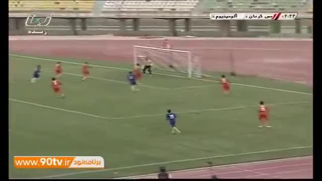 خلاصه بازی: مس کرمان 0-0 آلومینیوم هرمزگان
