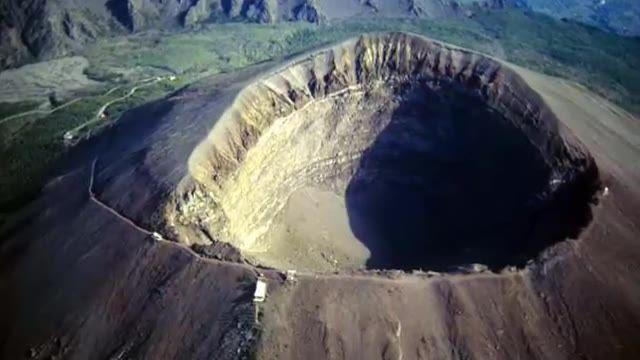 10 تا از آتشفشان های خطرناک جهان | Top 10 farsi