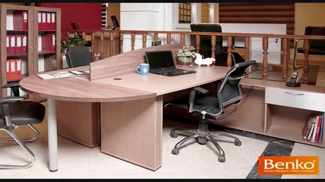 میز کار و میز کارمندی بنکو