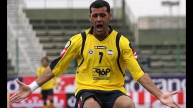 گل های هزار دلاری فوتبالیست سرشناس، مدیر قهرمان لیگ برتر را تا مرز سکته برد