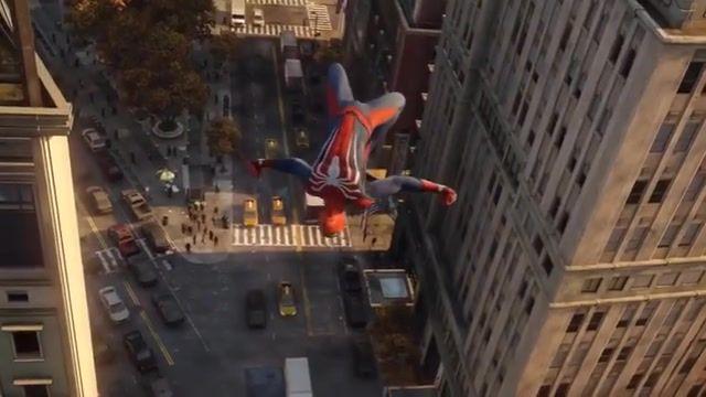 ترلیر نسخه جدید بازی مرد عنکبوتی (Spider Man)