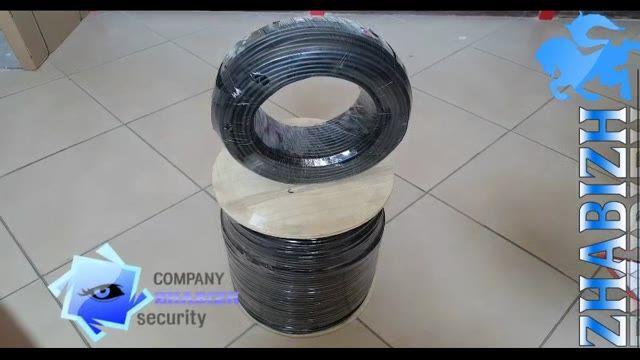 کابل تمام مس فول مس ترکیبی حلقه 500 و 100 متری قیمت همکاری