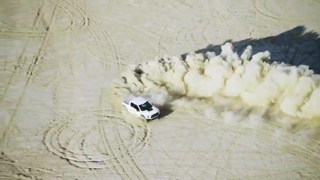 رانندگی هیجانانگیز آفرود با فورد F-150
