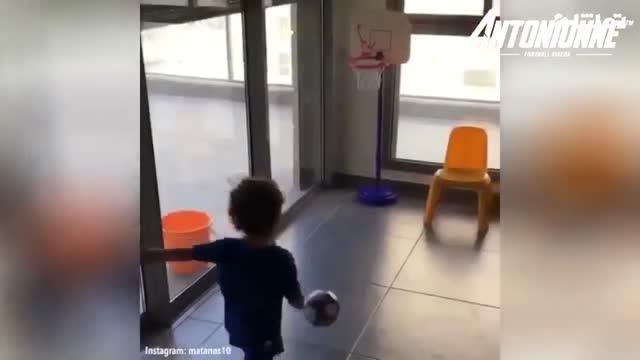 ستاره های آینده فوتبال - فوتبال حرفه ای کودکان