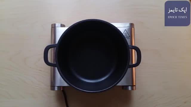 طرز تهیه خوراک نخود هندی