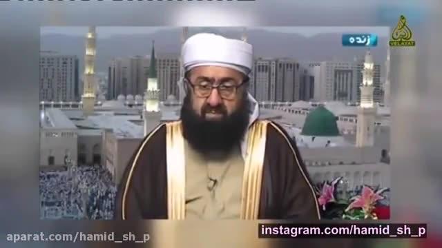 گاف شاخدار کارشناسان شبکه وهابی کلمه وقتی ادعا کردند شبکشون قطع شده و حسابی در آنتن زنده  لو رفتند