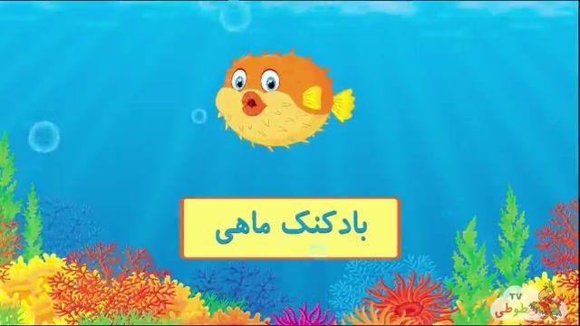 آموزش گام به گام حروف و کلمات به کودکان بصورت کامل