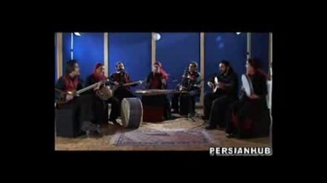 موزیک ویدیو گروه رستاک به نام رعنا