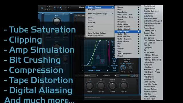 دانلود پلاگین امپ – دیستورشن قدرتمند Blue Cat's Destructor v1.2.1 CE-V.R