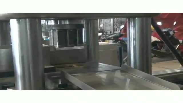دستگاه پرس پودر ماشین ظرف شویی