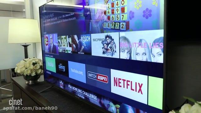 اولین تلویزیون هوشمند 4K وستینگهاوس با دستیار صوتی الکسا