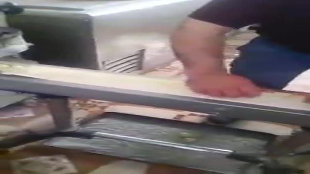 دستگاه تولید قطاب شیرینی سنتی یزد