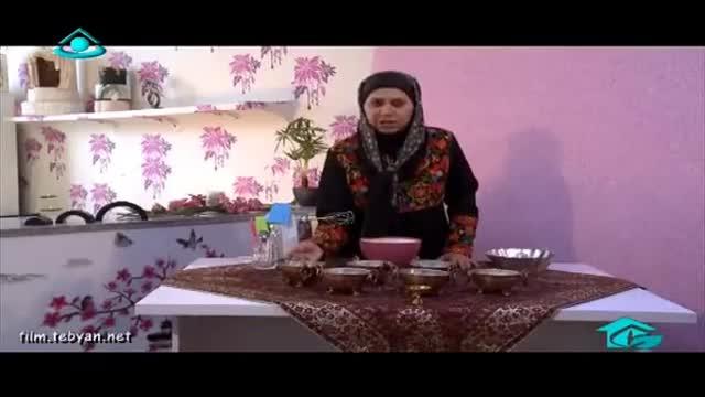 طرز تهیه دسر آناناس (خانم طاهری)