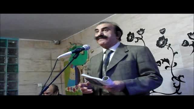 چرخ فتنه گر...  سروده استاد مرتضی کیوان هاشمی شعرخوانی: انجمن ادبی شمیرانی ها
