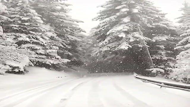 کلیپی زیبا از زمستان کشور سوییس