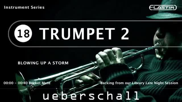 دانلود وی اس تی ترومپت سولو Ueberschall Trumpet ELASTIK