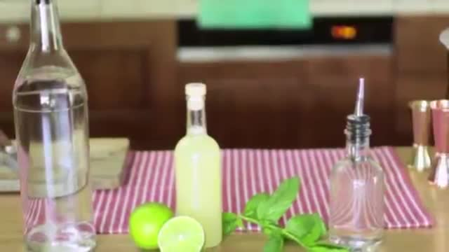 نوشیدنی معروف و پرطرفدار تابستانی, آموزش تهیه موهیتو
