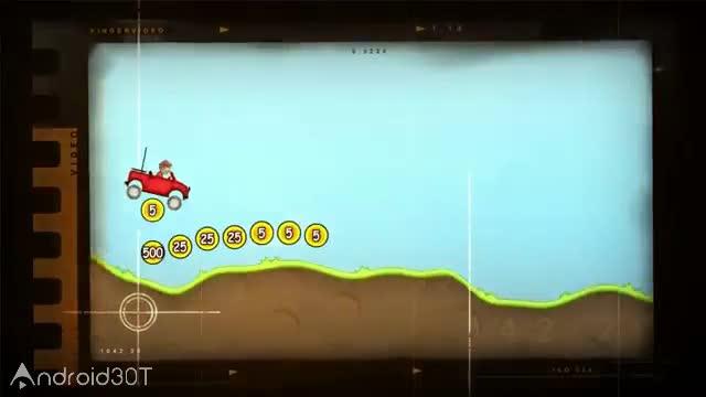 ویدیو رسمی بازی صعود از تپه Hill Climb Racing