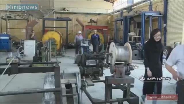 Iran Planetary stranding closing machine for Steel wire rope سازنده دستگاه سیم بکسل ایران