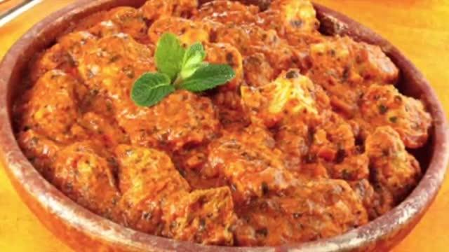 طرز تهیه چیکن تیکا ماسالا ( غذای هندی)