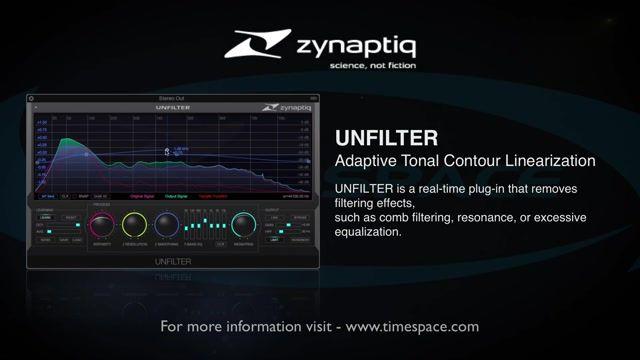 دانلود پکیج پلاگین های zynaptiq plugins Pack VST AAX RTAS