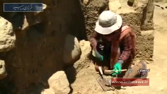 Iran Archaeologists discover Parthian Kingdom Ancient GraveYard گورخمره باستانی اشکانیان ایران