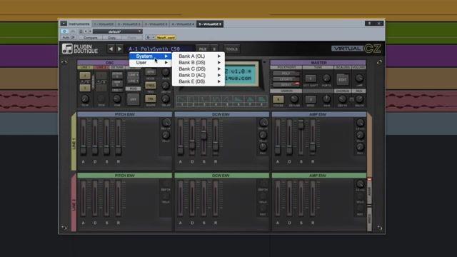 دانلود synth کم حجم و با کیفیت Plugin Boutique VirtualCZ 1.0.2 VSTi