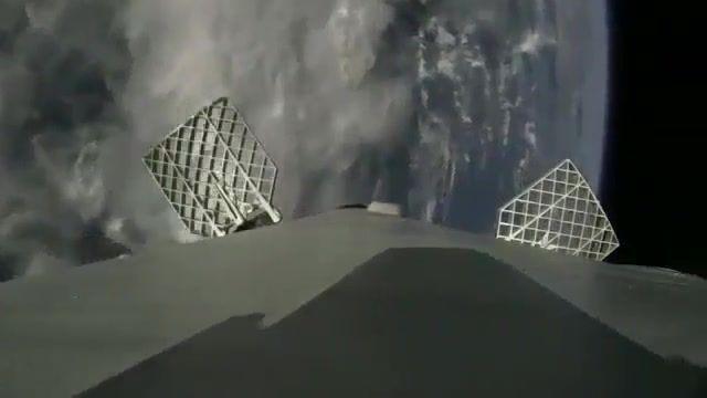 سومین فرود موفقیتآمیز موشک اسپیس ایکس
