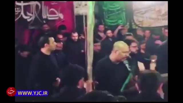 مداحی و سینه زنی صداپیشه جناب خان در هیات خوزستانیها