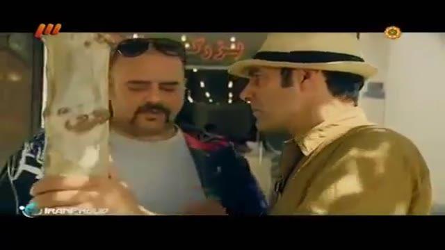 تیکه ی طنز آمیز به گرانی مسکن در سریال دزد و پلیس