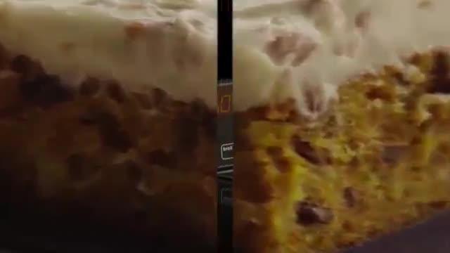 یک کیک خوشمزه پرطرفدار/ کیک هویج با پنیر خامه ای