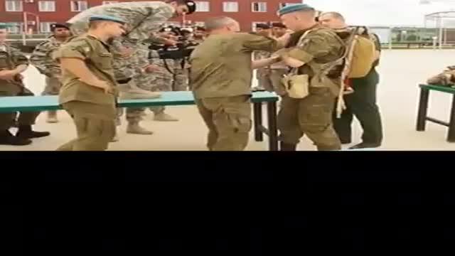 مانور مشترک چتربازهای نیروهای مسلح ایران و روسیه