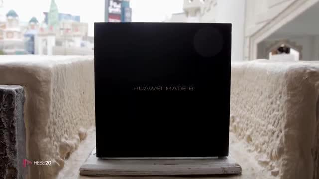 نگاه اولیه به گوشی Huawei Mate 8