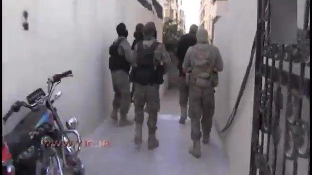دستگیری مسیول امنیتی داعش به دست تروریستهای تحریر الشام در ادلب سوریه