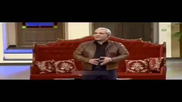 مدیریت بحران در کشور از زبان مهران مدیری