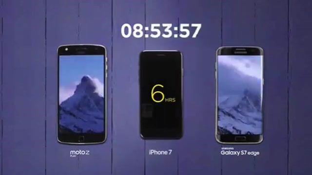 مقایسه عمر باتری سه گوشی از 3 برند مختلف