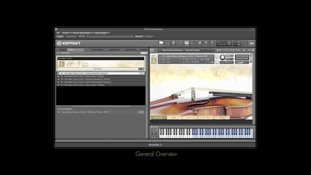 دانلود وی اس تی ویلن 4scoring Solo Violin Virtuoso V.2.0.0.2 Kontakt