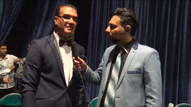 مجید کلامی ومصاحبه