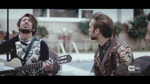 موزیک ویدیو امیر عباس گلاب به نام عشق تو